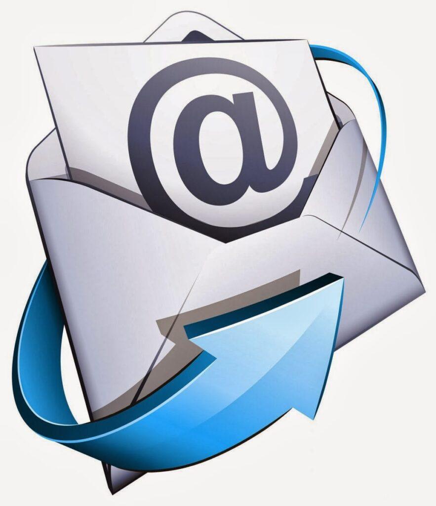 Obowiązujace służbowe adresy e-mail nauczycieli